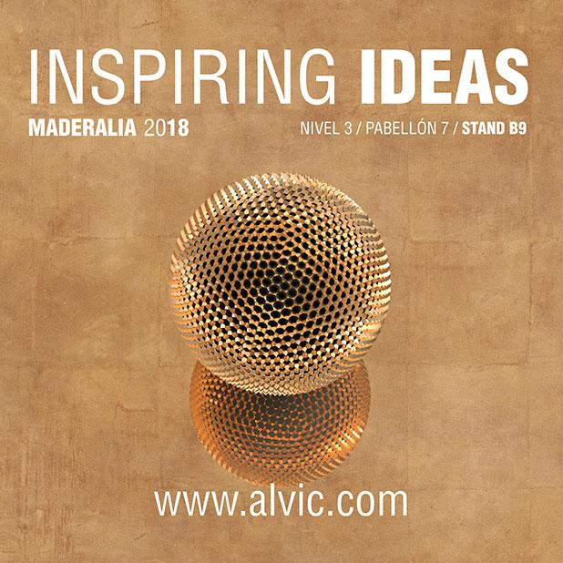 Alvic presentar sus nuevas propuestas en maderalia - Encimeras alvic ...