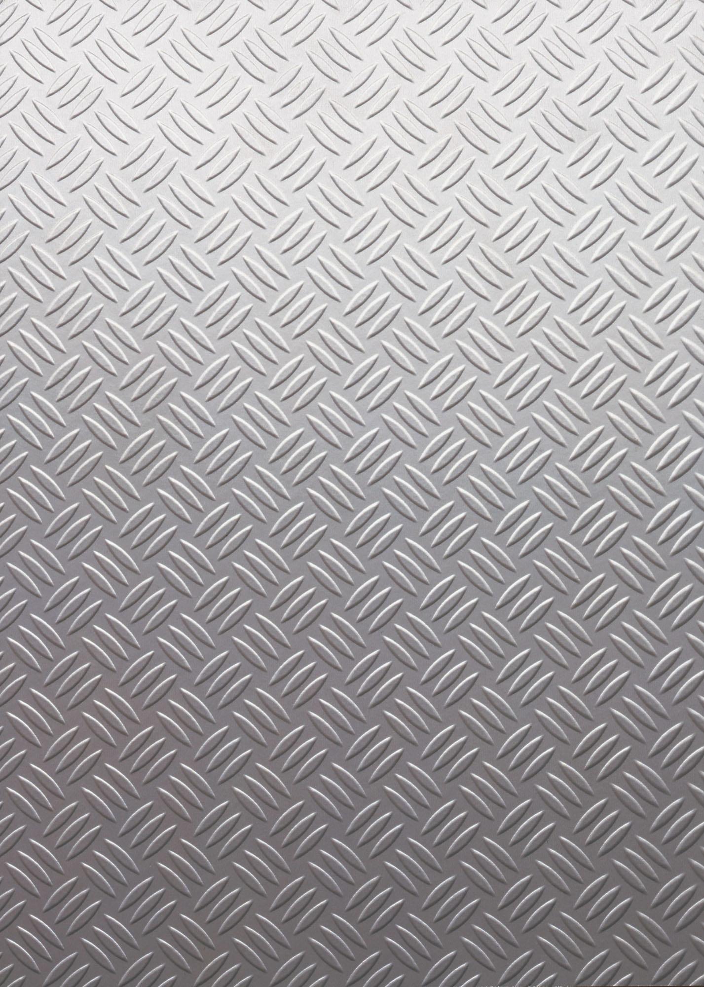 M4692 Matt Aluminium Footplate II